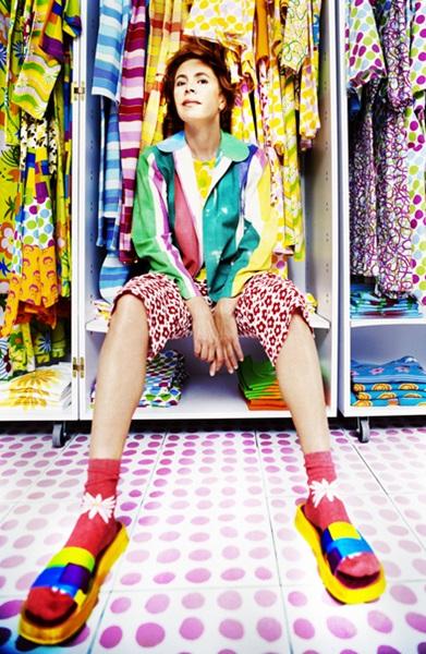 Agatha Ruiz de la Prada vestidor
