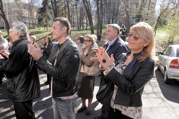 Biljana Prvanovic i Srdjan Dragojevic