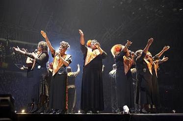 Harlem Gospel Choir 2