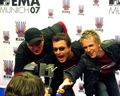 MTV nagrada 2007