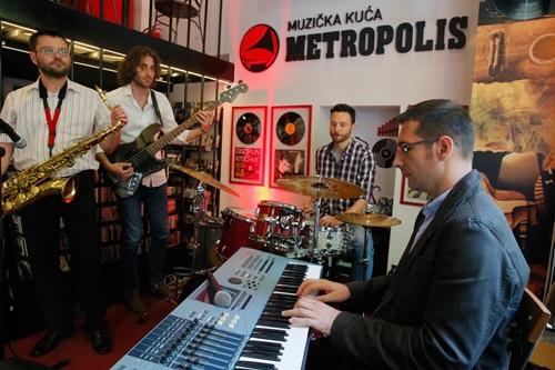 MP Quartet - promocija